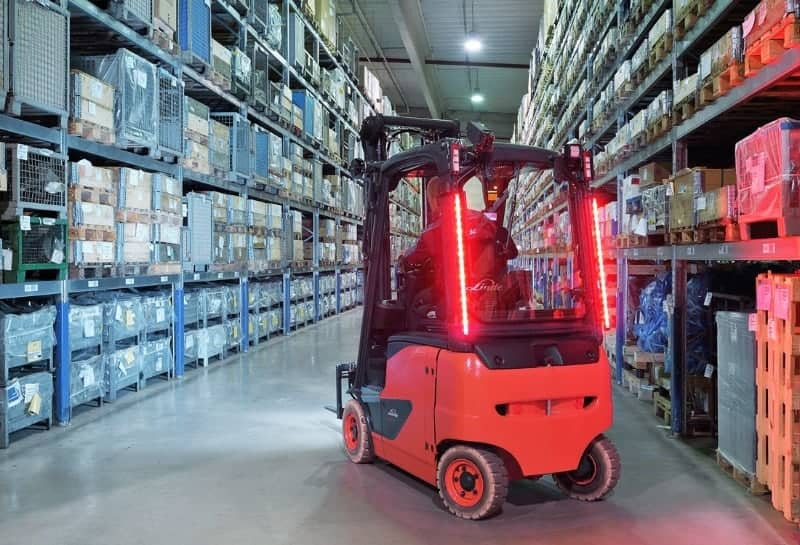 Linde introduces Vertilight