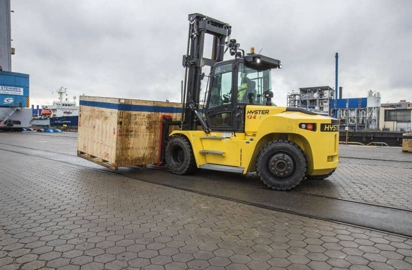 Better vision with the updated Hyster's