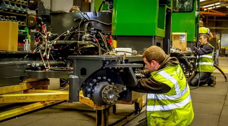 Careers at Combilift