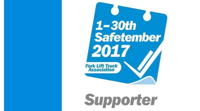 The Forklift DEALER Zone supports Safetember