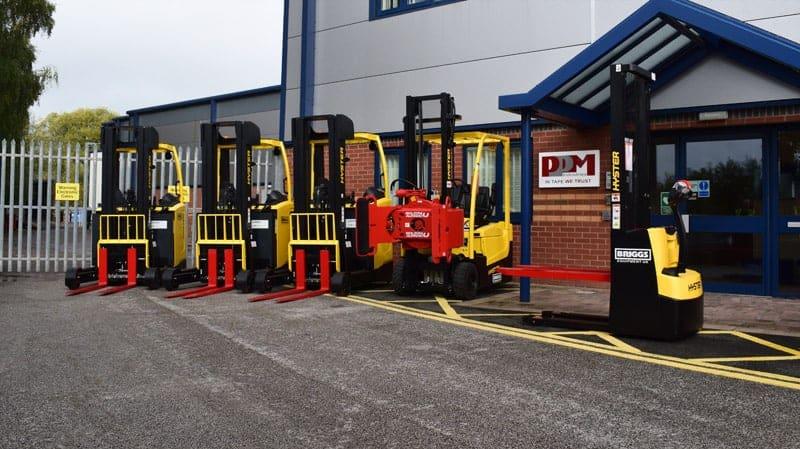 Fleet efficiencies created for new Briggs' customer PPM Industries