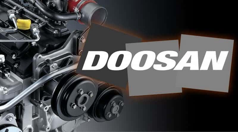 Doosan Infracore to supply G2 diesel engines for Baoli