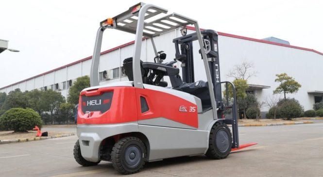 Heli | The Forklift DEALER Zone