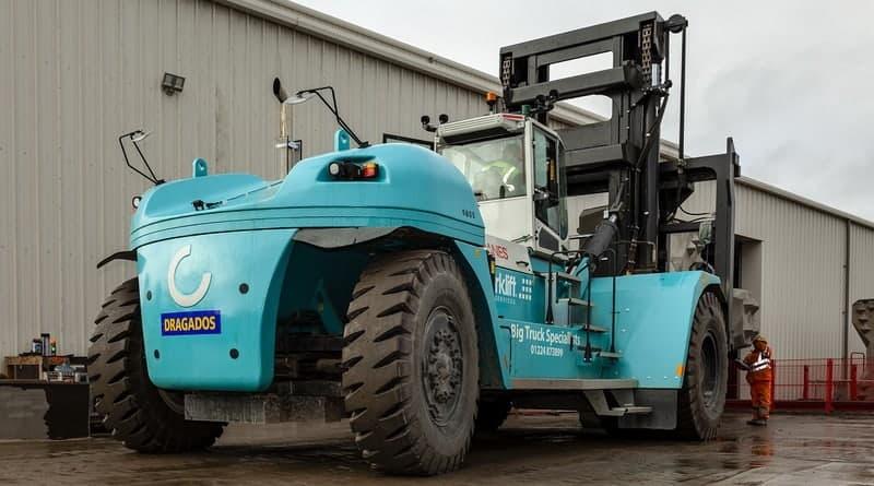 Impact sees demand soar for Konecranes 'Super' lift trucks