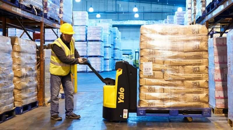 New Pallet Trucks Offer Quieter Precision Operation