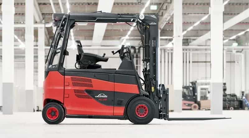 Linde launch Roadster with Fuel Cell Drive