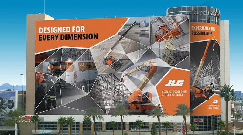 JLG Celebrates 50th Birthday