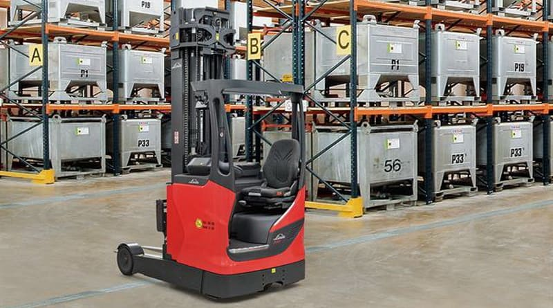 Linde Reach Trucks