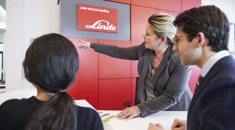 "Linde Material Handling assures customers it is ""prepared for Brexit, no matter what"""