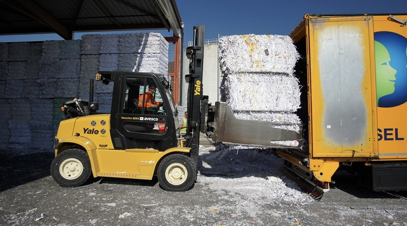 Harsh conditions for soft paper
