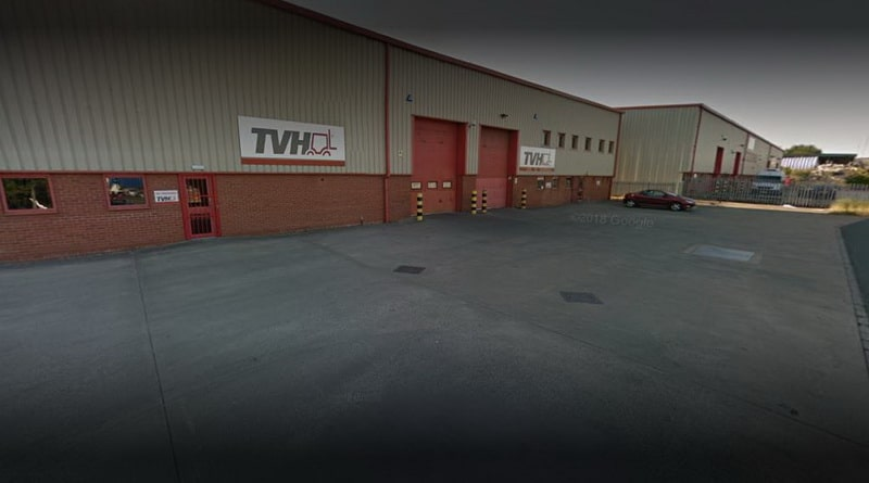 TVH anticipates Brexit outcome with massive new warehouse