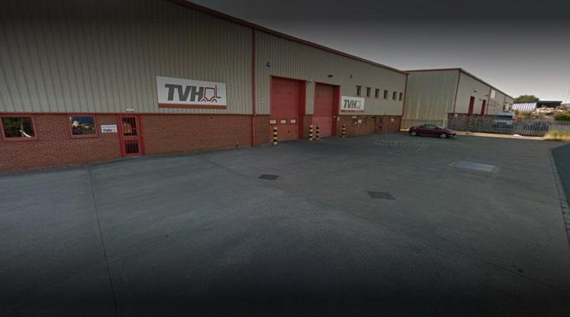 TVH anticipates Brexit outcome with massive new warehouse