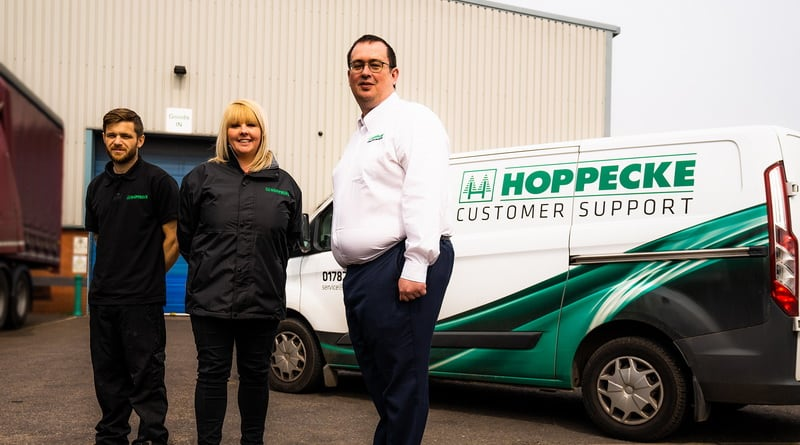 Hoppecke doubles UK service business