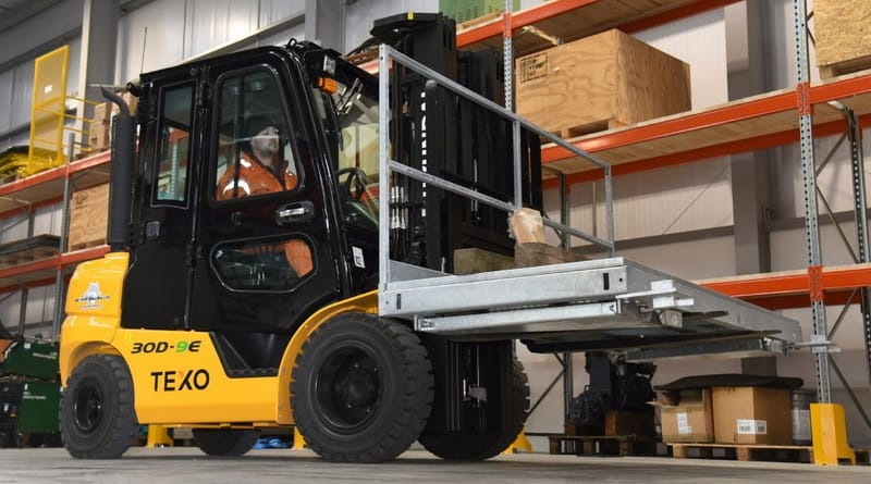 Hyundai Dealer Secures Deal with Engineering Giant for Forklift Supply