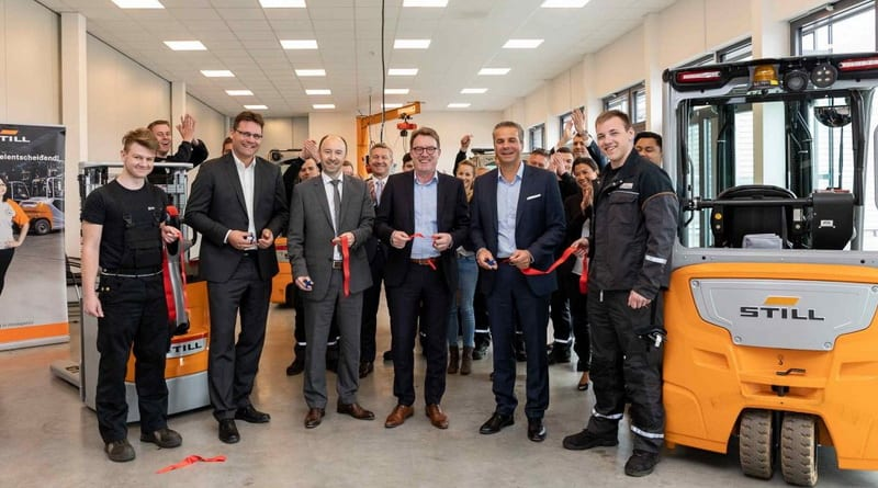 STILL Opens New Training Centre to Boost Future Competences