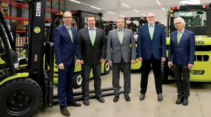 Management Team Shake-Up for Clark Europe