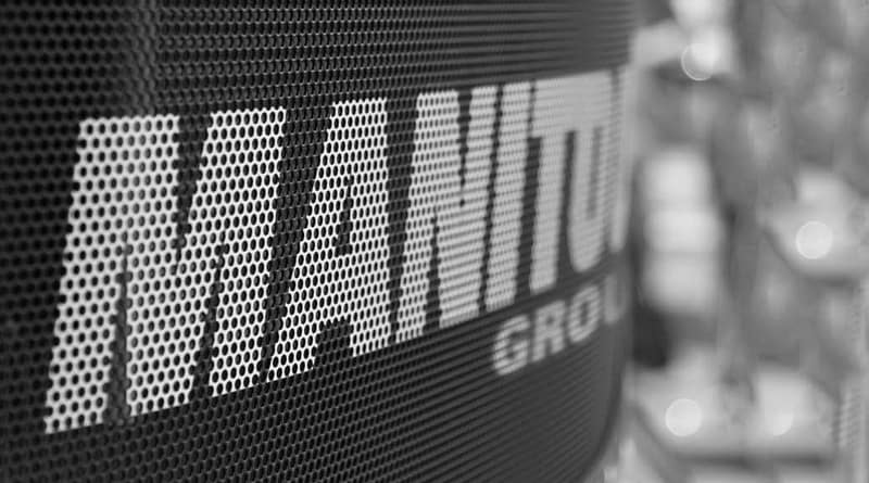 Manitou: A very dynamic Q1 2019 in line with expectations