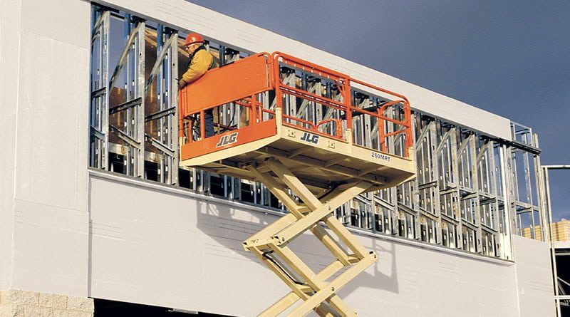 JLG lets you phone for a lift