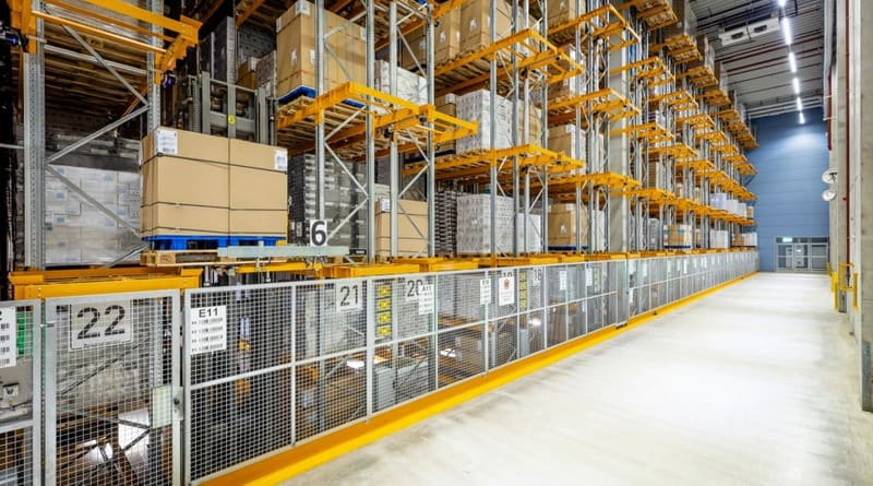 Jungheinrich Launches UK-based Racking Spares Initiative