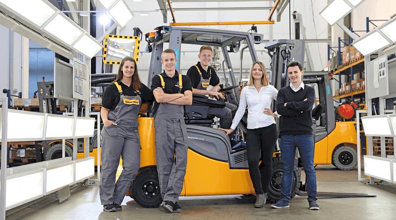 New apprenticeship standard
