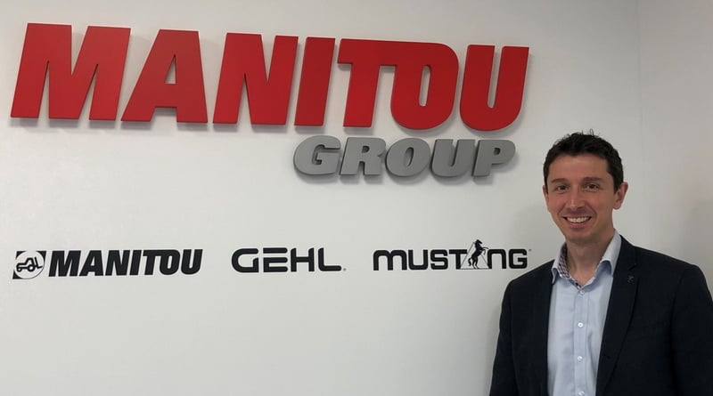 New Marketeer at Manitou