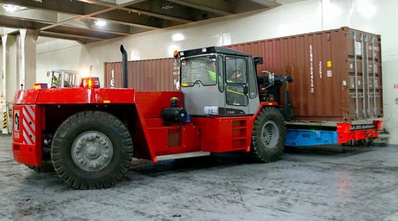 Kalmar to deliver excellent eco-efficiency for Antwerp Euroterminal NV