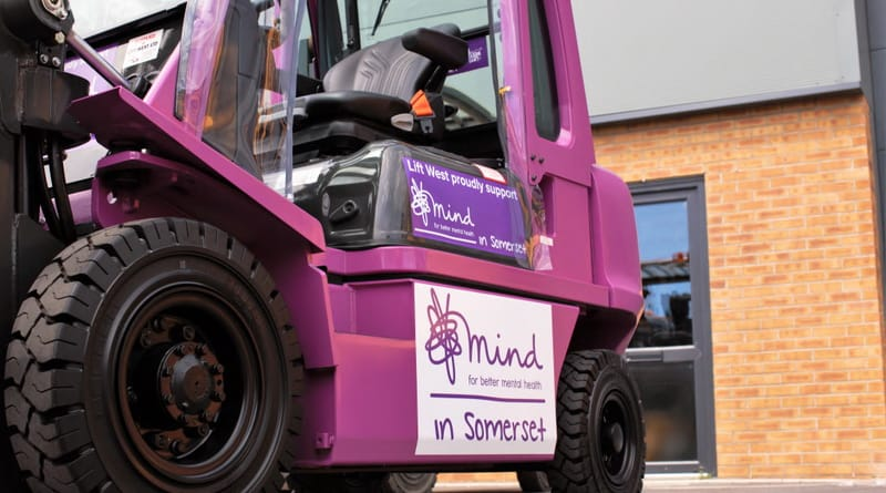 Lift West Limited partners with MIND in Somerset