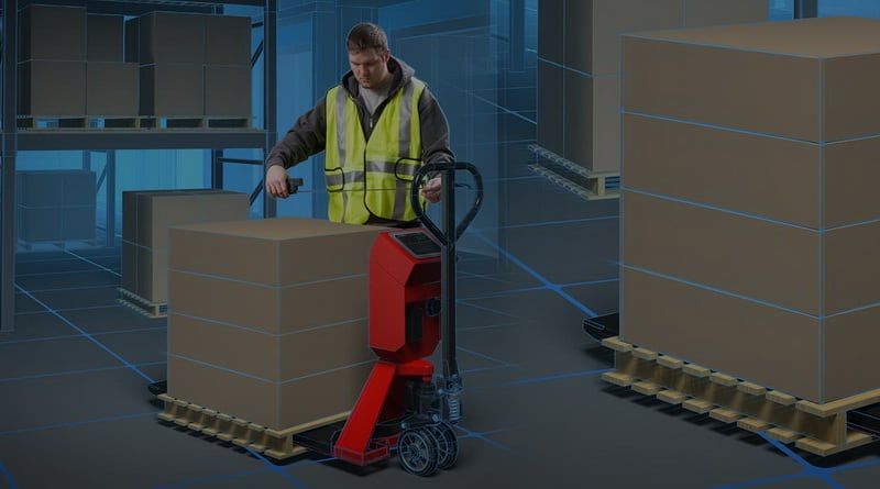 Avery Weigh-Tronix launches next generation of Pallet Truck Scale