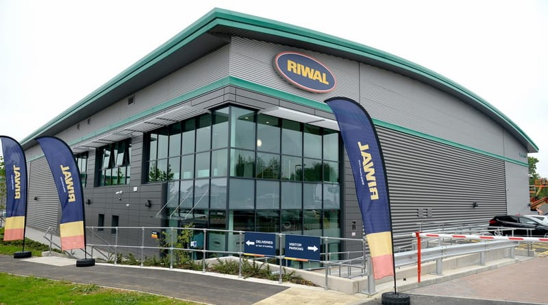 Riwal opens new European depots