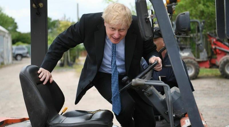 Boris o a forklift 1