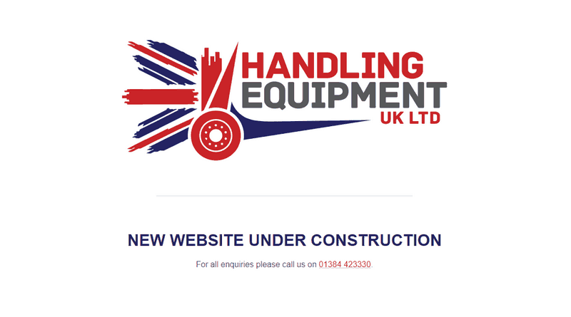 European Handling Equipment Ltd Change of Name
