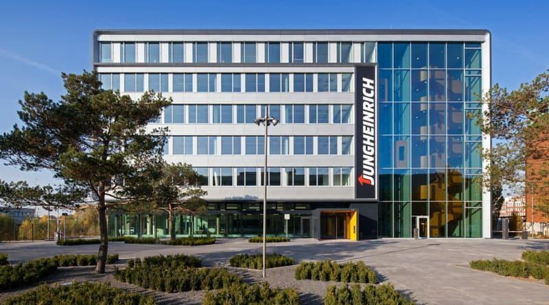 Jungheinrich Hamburg HQ