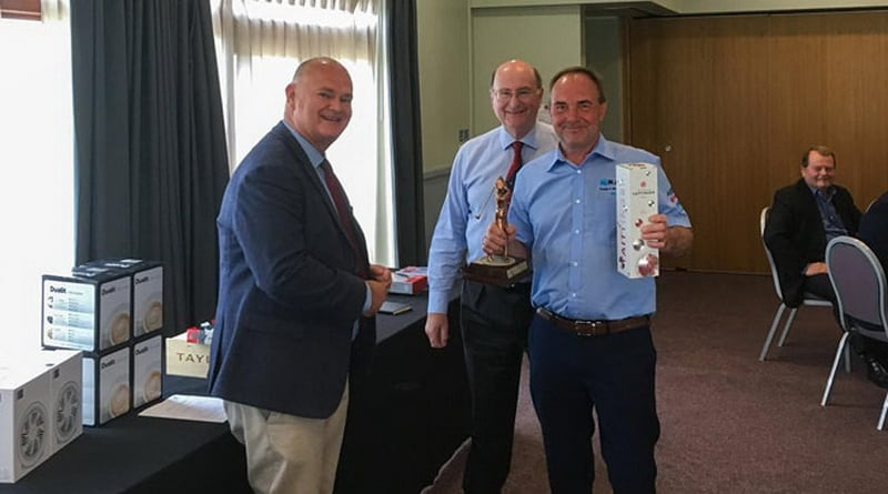 BITA and the FLTA celebrate successful Golf Day
