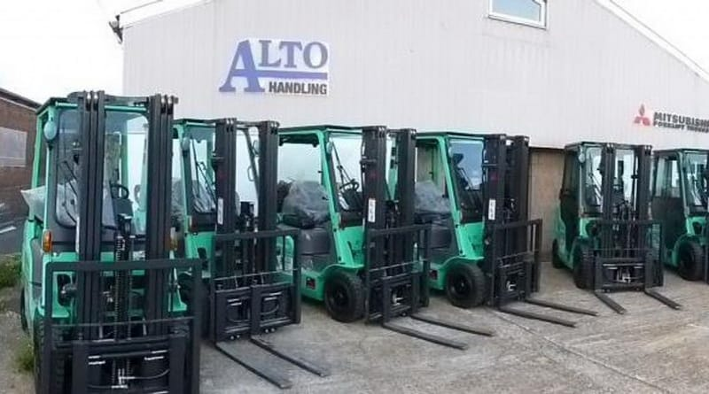 Red Diamond buy Alto Handling