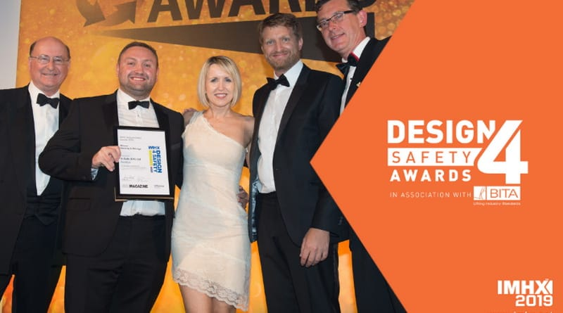 Innovative thinking characterises Design4Safety Awards 2019