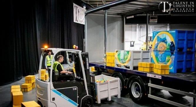 IMHX 2019   The Forklift DEALER Zone