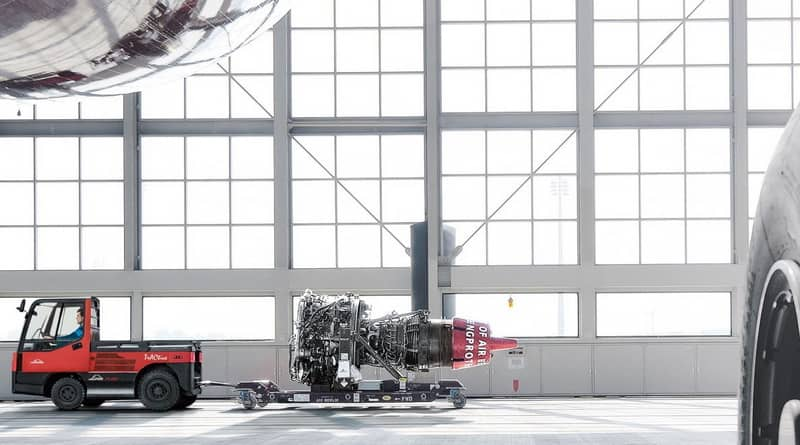 Linde expands fuel cell truck range