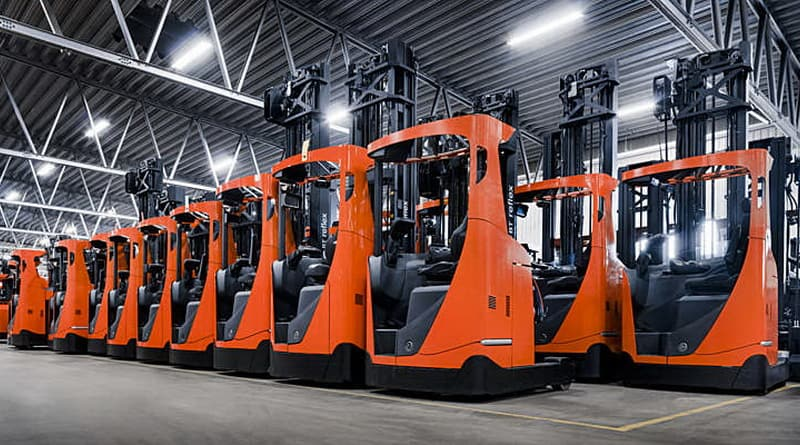 Forklift Truck Market set for modest growth despite Brexit uncertainty