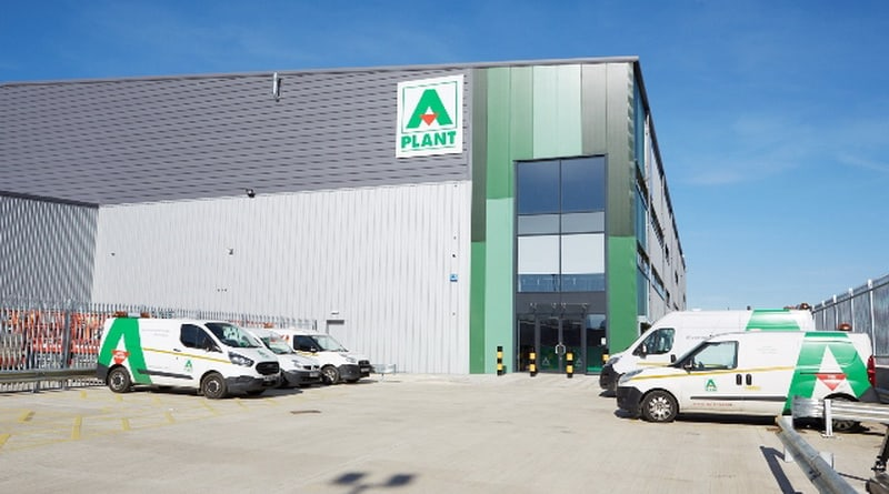 A-Plant moves into new Manchester depot