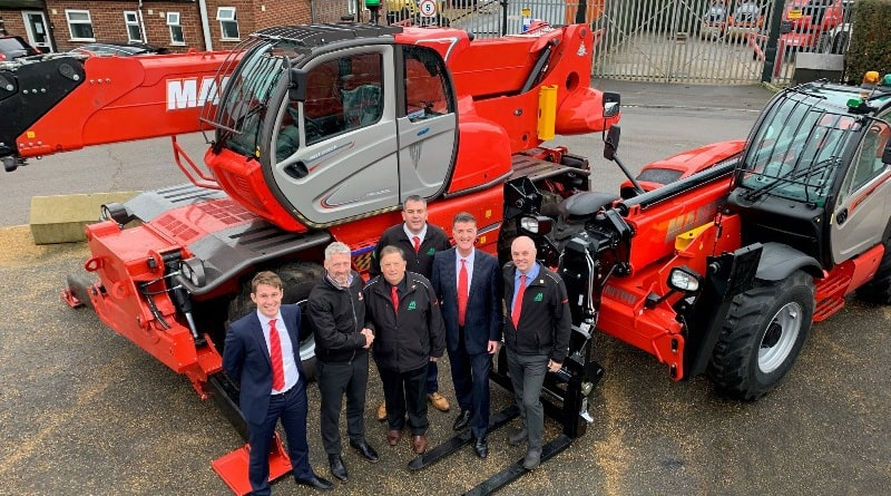 Ardent places £13m Manitou order