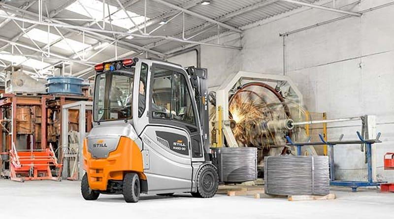 The STILL RX 60 series of e-trucks sets new standards