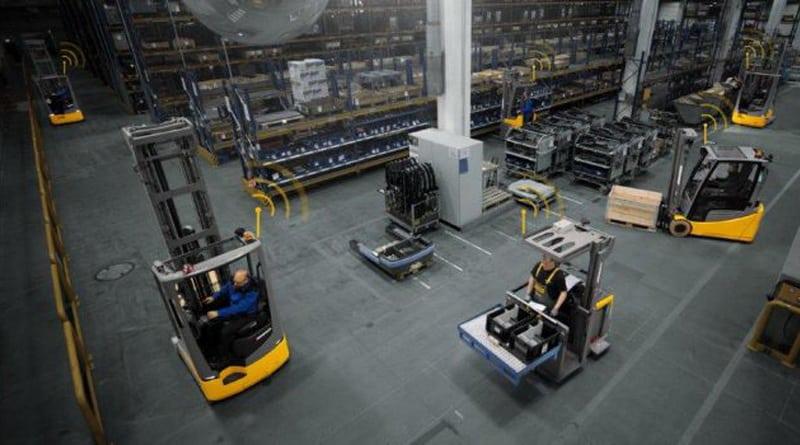 Connected Trucks: New Fleet Management System From Jungheinrich
