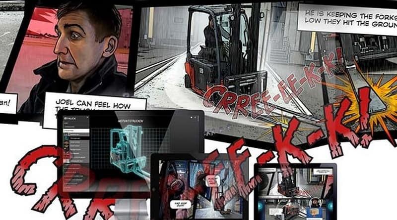 RTITB transforms lift truck training with eTruck UK