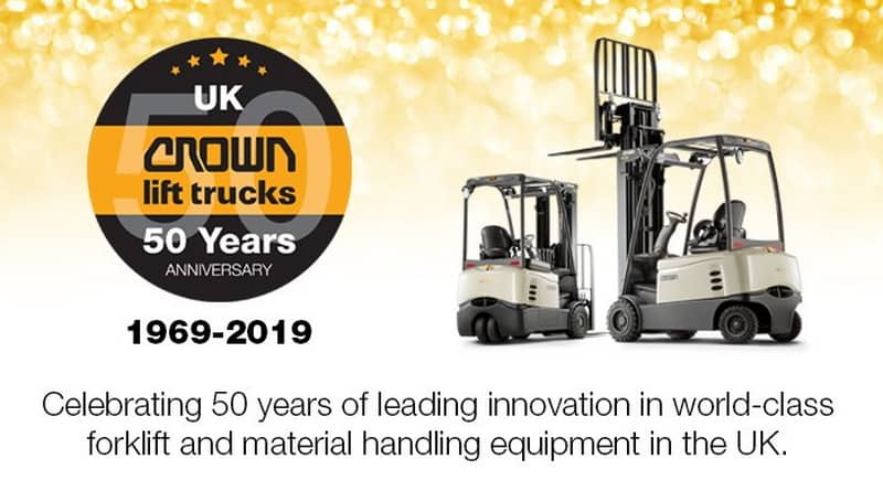 Crown Marks 50 Years With New Offerings