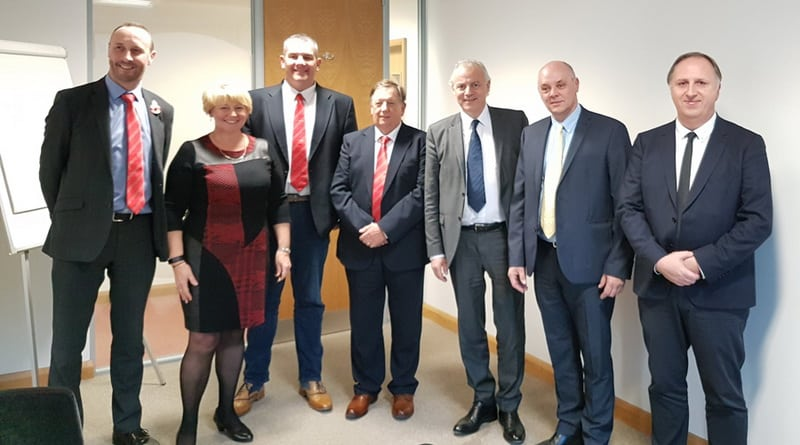 Manitou Group acquires a majority stake in Mawsley Machinery Ltd in the UK