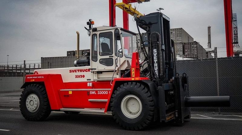 The Bristol Port Company Welcome Home SveTruck