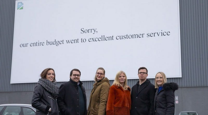Customer Service at Heart of TVH Growth Strategy