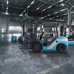 Baoli launches new fork lift trucks with EU5 compliant LPG engines
