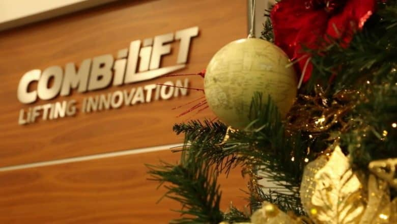 Combilift sprinkles some festive magic on their operations in a special video.