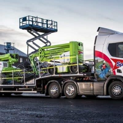 Speedy spends £2m on hybrid Niftylifts